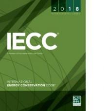 International Energy Conservation Code (IECC) 2018